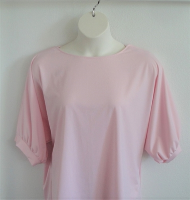 Libby Shirt - Light Pink Wickaway | 3/4 Sleeve Shirts
