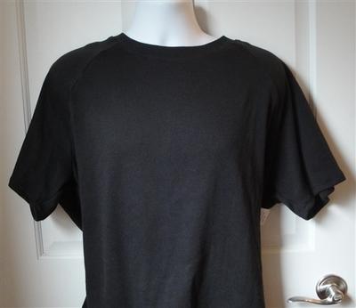 Unisex/Men Shirt (Men's Sizes) - Black | Unisex/Mens