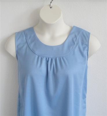 Light Blue Wickaway Post Surgery Shirt - Sara