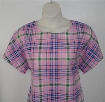 Tracie FLANNEL Shirt - Pink Plaid | Flannel/Fleece