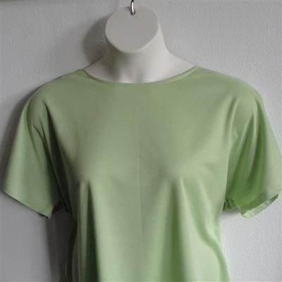 Tracie Shirt - Lime Green Wickaway | Knits