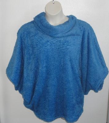 Steele Gray Fleece Side Opening Post Surgery Sweater - Emily