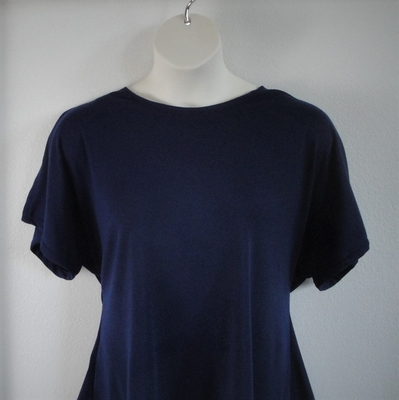 Navy Wickaway Post Surgery Tracie Shirt