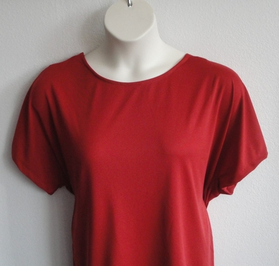 Red Wickaway Post Surgery Tracie Shirt