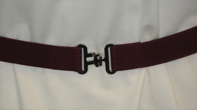 Burgundy Belt | Bras, Camisoles and Belts