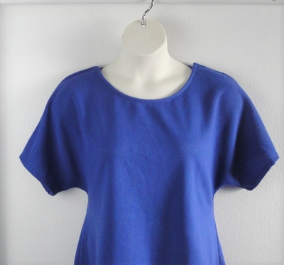 Royal Blue French Terry Post Surgery Shirt
