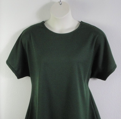 Tracie Shirt - Forrest Green Wickaway | Knits