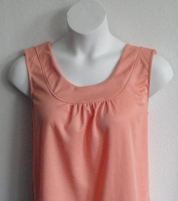Light Coral Wickaway Post Surgery Shirt - Sara
