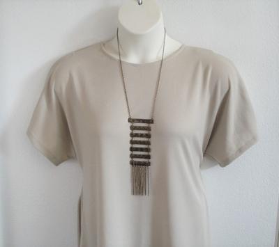 Tan Wickaway Post Surgery Tracie Shirt