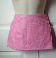 Image Drain Pouch - Pink Splash