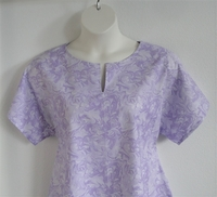 Image Gracie Shirt - Lavender Marble