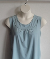 Image Heidi Nightgown - Dusty Blue Jersey