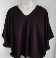 Image Kiley Side Opening Shirt - Plum