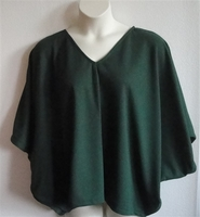 Image Kiley Side Opening Shirt - Green Wickaway