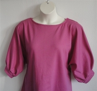 Image Libby Shirt - Pink Sweatshirt (XS only)
