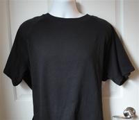 Image Unisex/Men Shirt (Men's Sizes) - Black