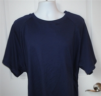 Unisex/Men Shirt (Men's Sizes) - Navy