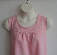 Image Sara Shirt - Light Pink French Terry