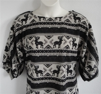 Jan Sweater - Black Moose Sweater Knit