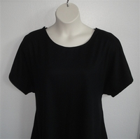 Image Tracie Shirt - Black French Terry
