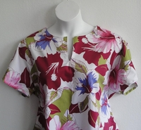 Image Gracie Shirt - Pink Tropical
