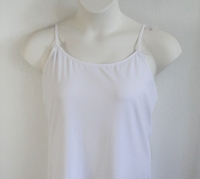 Image Adaptive Camisole - White
