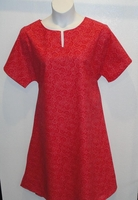 Image Erin Nightgown - Red Swirl