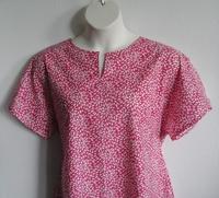 Image Gracie Shirt - Pink Flower Petals