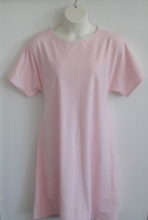 Image Orgetta Nightgown - Light Pink Cotton Knit
