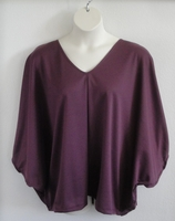 Image Kiley Side Opening Shirt - Grape Wickaway