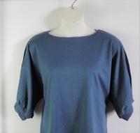 Image Libby Shirt - Navy Sweatshirt