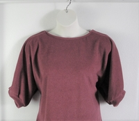 Image Libby Shirt - Raspberry Fleece