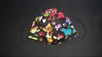 Image Bright Cats Face Mask