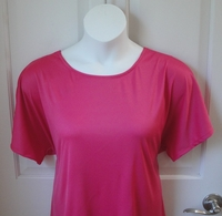 Image Tracie Shirt - Bright Pink Wickaway